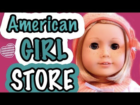 American Girl Store - Dallas