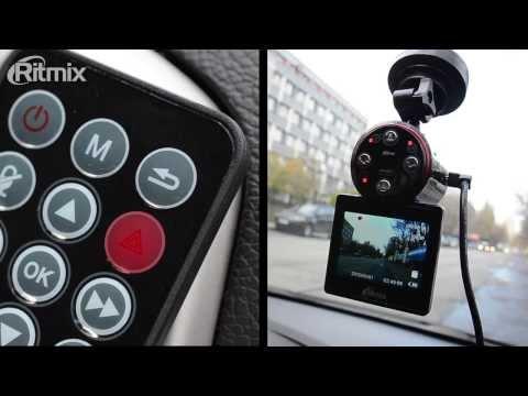 Лаборатория Ritmix_ Выпуск 49: Новинка: видеорегистратор Ritmix AVR - 697T