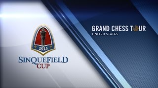 The Cup introduces the Checkmate Cupcake | Sinquefield Cup 2015