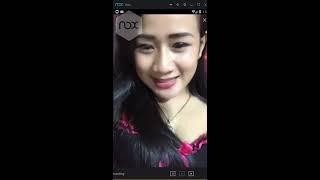vuclip BIGO LIVE INDONESIA  INTAN SEKSI PAKAI Lingerie