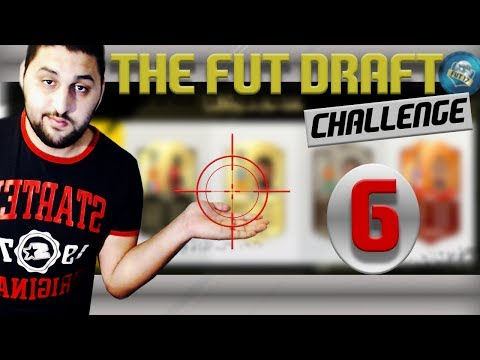 ΤΟ ΠΙΟ ΕΥΣΤΟΧΟ DRAFT!~The FUT Draft Challenge[6]