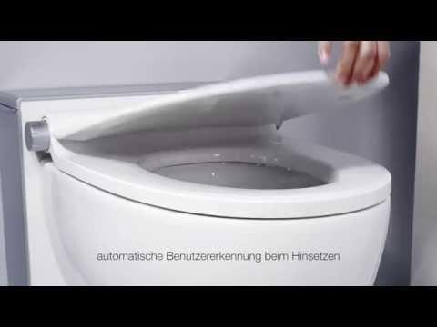 Dusch-WC-Komplettanlage LaPreva P1