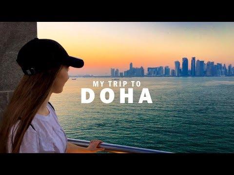 Trip to Doha (Qatar)