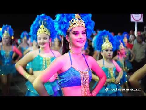 Desfile De Carnaval Topolobampo 2017