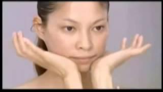 Массаж Асахи для быстрого похудения лица
