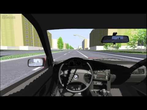 """[racerowcy.cba.pl] BMW e36 325 """"powrót do domu"""""""