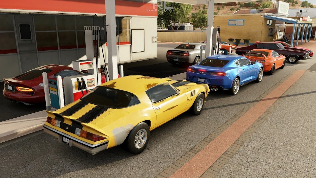 Forza Horizon 3  1000hp Rwd Drag Meet Pt2  Tt '79 Z28