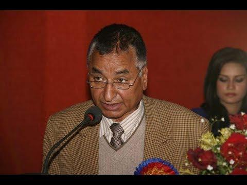 Nagarik Manch- Prof.Dr. Yagya Adhikari, Political Scientist with Shree Ram Paudel
