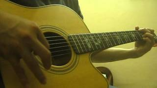 Mắt đen guitar cover