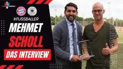 Mehmet Scholl (Ehem. Fußballer) im Interview bei MEIN VORBILD - Folge 22