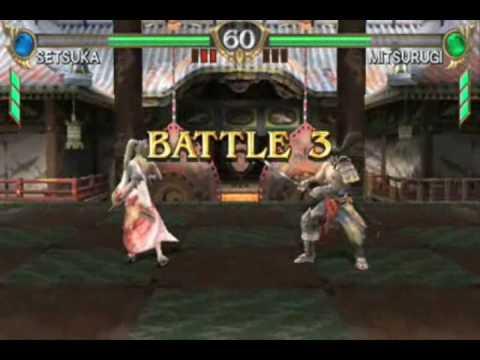 Soul Calibur: Broken Destiny Gameplay (5 fights!)