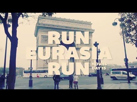 Run Eurasia Run - Day15