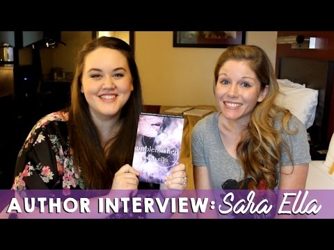 Author Interview: Sara Ella (Unblemished)