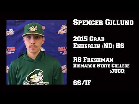 Spencer Gillund- Bismarck State College (JUCO)
