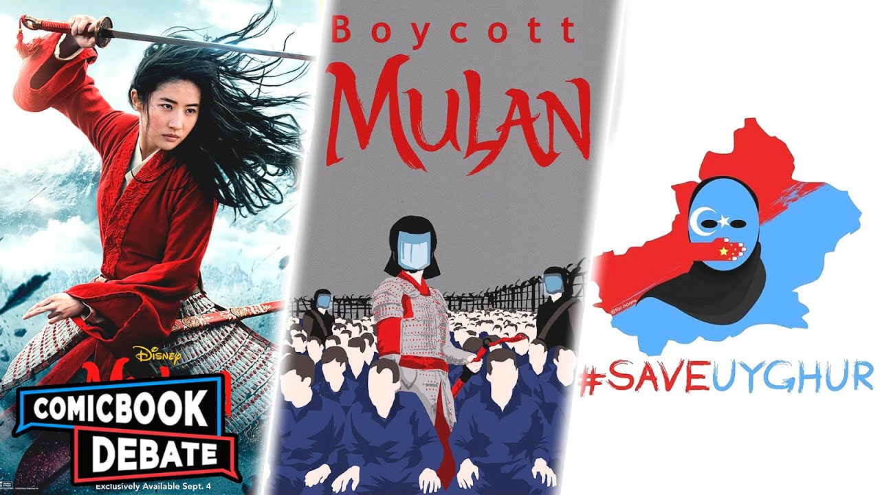 #BoycottMulan Trends Worldwide | Uyghur Muslims Internment Camps & Human Rights Violations Explained