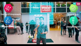Aftermovie HAS Food Experience 2019 - HAS Hogeschool