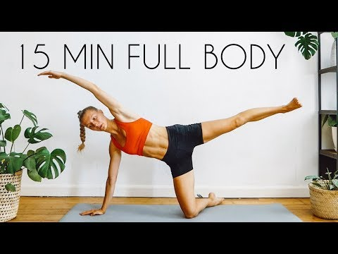 15 min FULL BODY Workout (No Equipment)