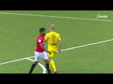 HIFK Helsinki Ilves Goals And Highlights