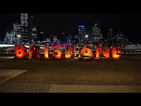 EXPLORING BRISBANE CITY!