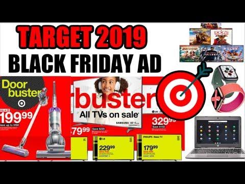 Best Target Black Friday Doorbusters and Deals, 2019
