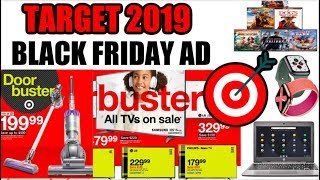 TARGET BLACK FRIDAY 2019 AD 🎯 | LOTS OF AMAZING DEALS!