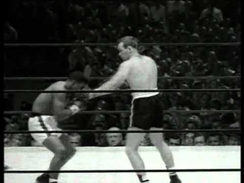 Floyd Patterson vs Ingemar Johansson I - June 26, 1959 - Rounds 1 & 2