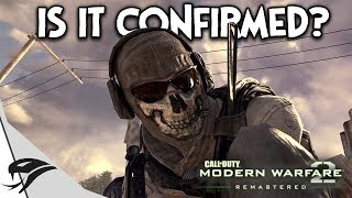 MW2 Remastered Confirmed in Call of Duty Ghosts Update?