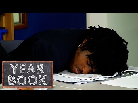 Class Clown Can't Concentrate in School | Yearbook