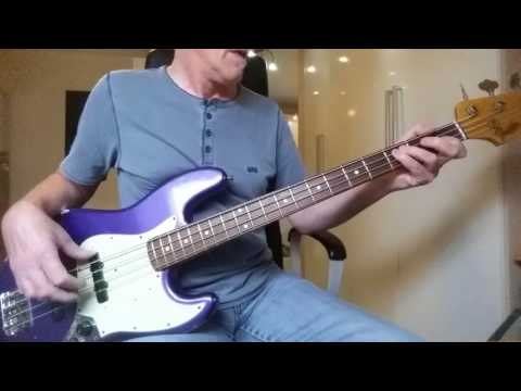 Blues Is My Business  Bass Cover