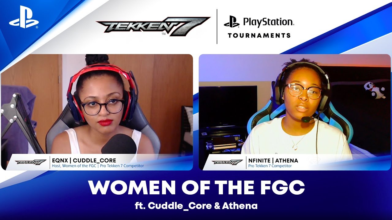 Women of the FGC - ft. Athena   PS CC