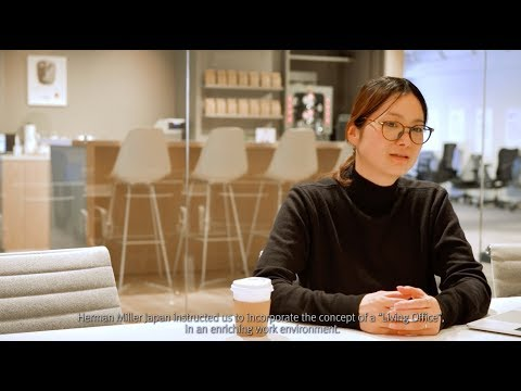 Tokyo Living Office Showroom Case Study Video