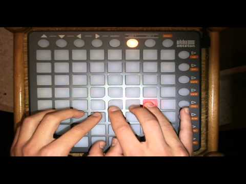 Disclosure - You & Me (Flume Remix) Launchpad Cover