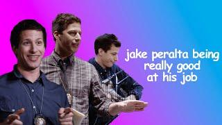 Jake Peralta actually being an amazing detective slash genius   Brooklyn Nine-Nine