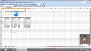 база даних в EXCEL new