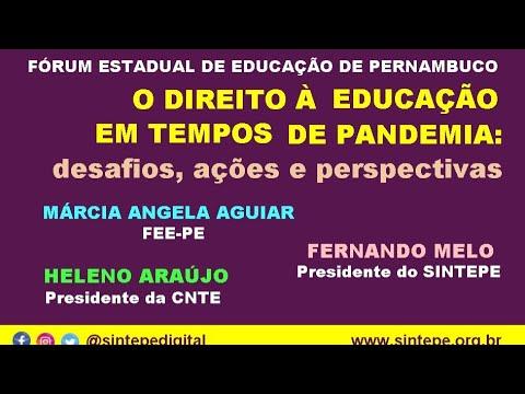 O Direito à Educação Em Tempos De Pandemia: Desafios, Ações E Perspectivas