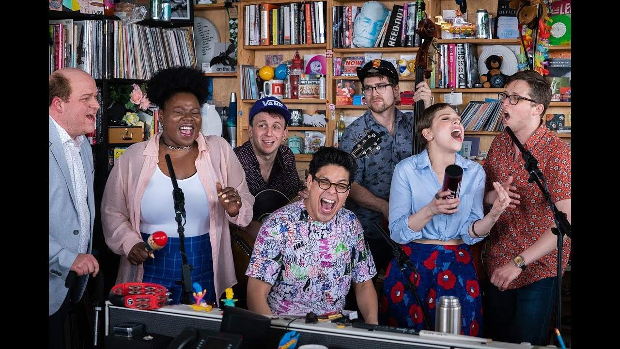 Be More Chill Npr Music Tiny Desk Concert Youtube