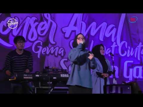Nissa Sabyan - Ahmad Ya Habibi Terbaru Live Kebumen
