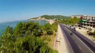отель Русалочка(Один из лучших отелей на берегу Черного моря. Отель расположен в двух км от Джубги (не надо мучиться в пробка..., 2014-09-22T10:12:54.000Z)