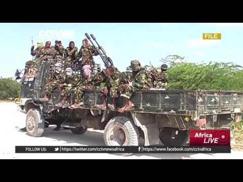 U.S.-trained Danab unit begins offensive in southern Somalia