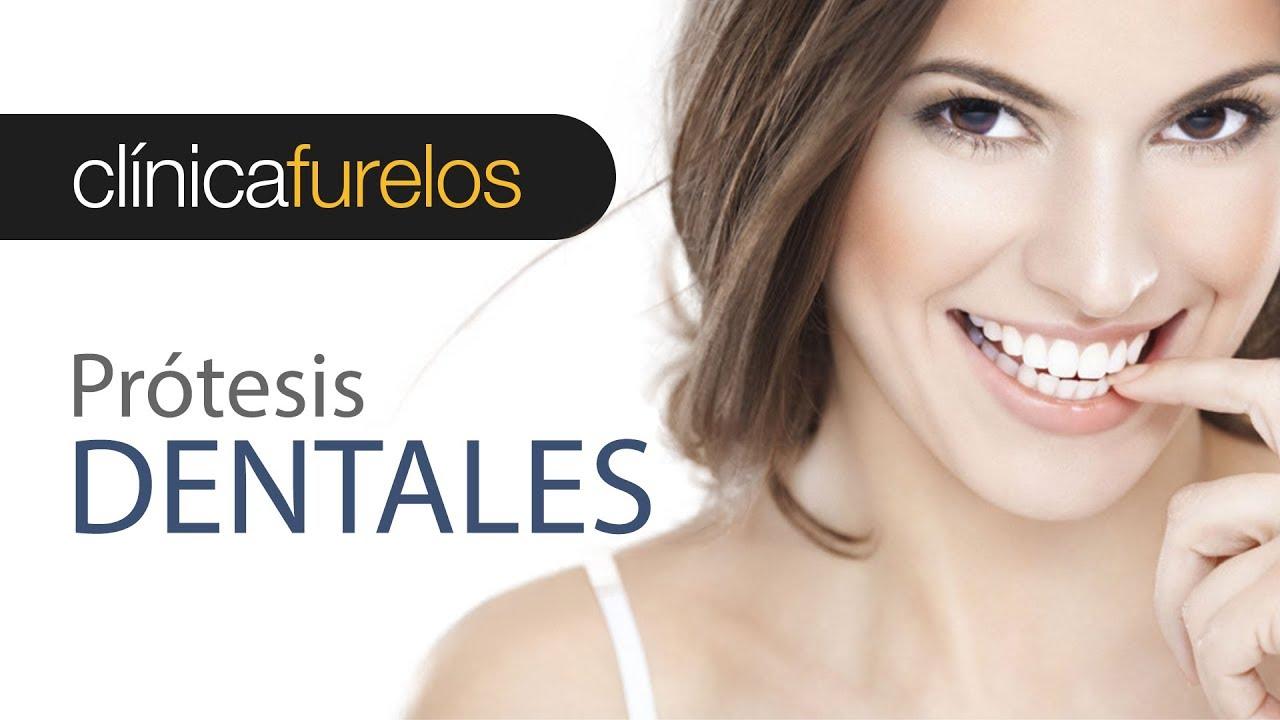 Prótesis dentales - Entrevista al Dr. Furelos en Cadena Cope