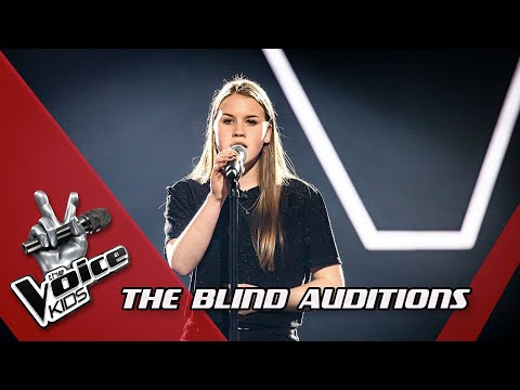 Tiany - 'Creep' | Blind Auditions | The Voice Kids | VTM