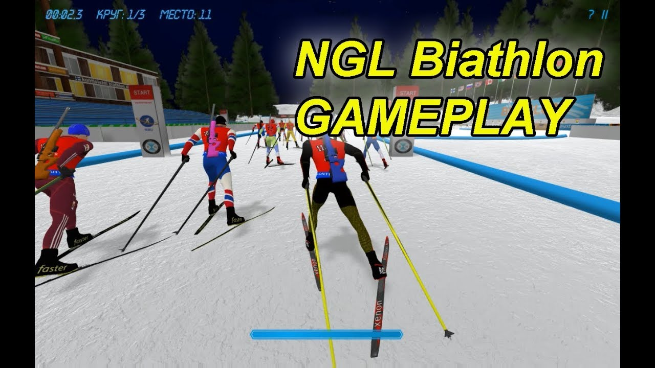Youtube Biathlon
