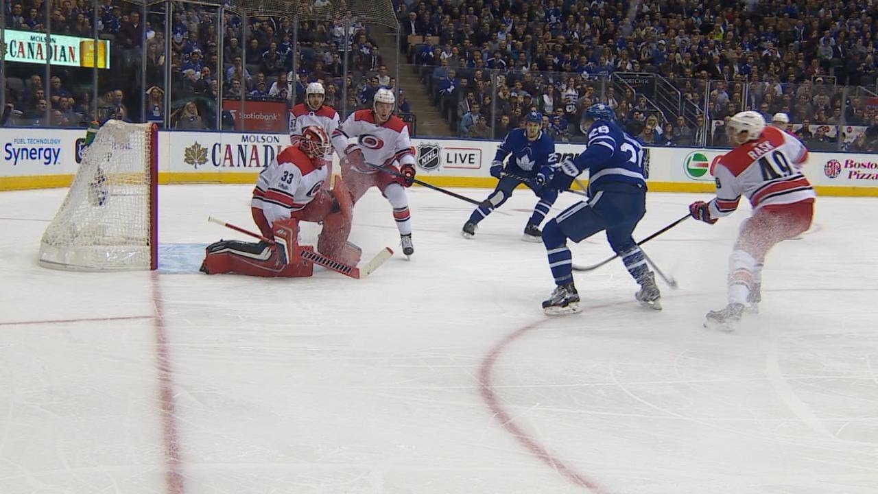 10 26 17 Condensed Game  Hurricanes   Maple Leafs - YouTube 2a6546f50