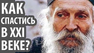 КАК СПАСАТЬСЯ христианам в XXI веке? Старец Фаддей Витовницкий