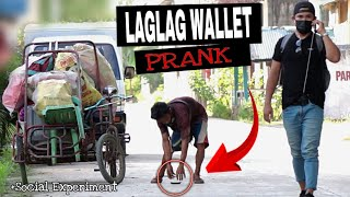 DROPPING THE WALLET in PUBLIC | SOCIAL EXPERIMENT | (PRANK)