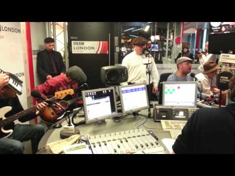 The Lee Thompson Ska Orchestra - Soon You'll Be Gone (Robert Elms Session)