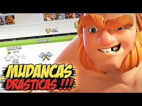 ENTENDA O BALANCEAMENTO DA BASE DO CONSTRUTOR!! CLASH OF CLANS