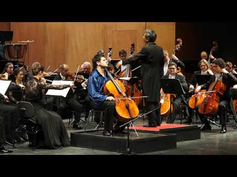 A.Dvorak Cello Concerto in B minor Op.104 | Georgiy Lomakov - cello