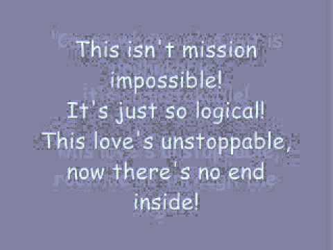 Helena Zeťová - Impossible (Unstoppable) - Text (Lyrics)