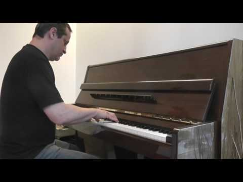 """NEAL MORSE - """"BROKEN SKY/LONG DAY (Reprise) (Piano Instrumental cover) by ARIEL ROVNER"""
